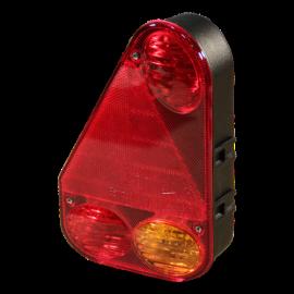 Feu eartpoint III à ampoules Aspöck gauche