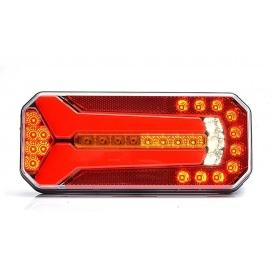 Feu multifonctions WAS - LED - 12/24V