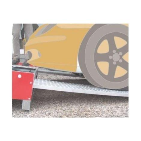 Rampes de chargement en aluminum - RM040B2/2