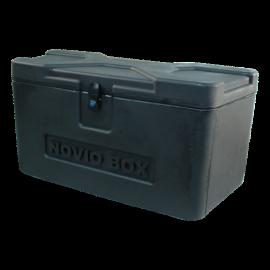 Coffre en polyéthylène fermant à clé - L:  770 X P:350 X H:370 -Novio Box