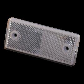 Catadioptre rectangle autocollant