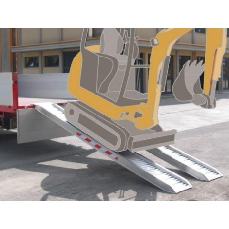 Rampes de chargement en aluminium – RM080