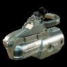 Tête d'attelage KNOTT 3500 kg antivol - Rond - 60 mm