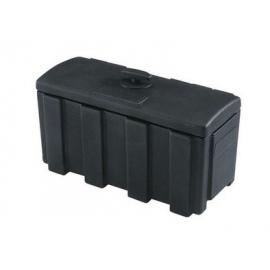 Coffre de rangement en polyéthylène fermant à clé – petite modèle