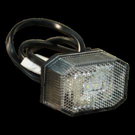 Feu blanc latéral LED