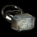 Feu blanc latéral Aspöck LED