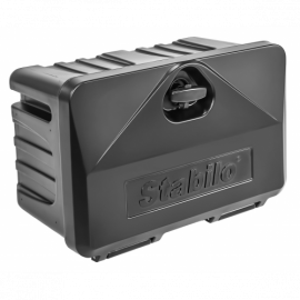 Coffre de rangement en polyéthylène fermant à clé – 510 x 340 x 300