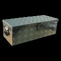 Coffre de rangement en aluminium – 760 x 300 x 235