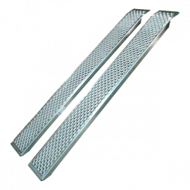 Rampes de chargement en aluminium – 1000 kg