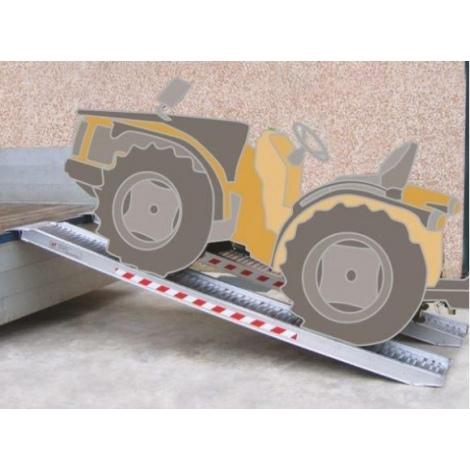 Rampes de chargement en aluminium – RM125