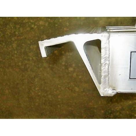 Tête G pour rampes de chargement en aluminium