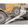 Rampes de chargement en aluminium – RM200 - 710 mm - 250 cm - 790 mm - RM200/25 - 12000 kg - 50 cm