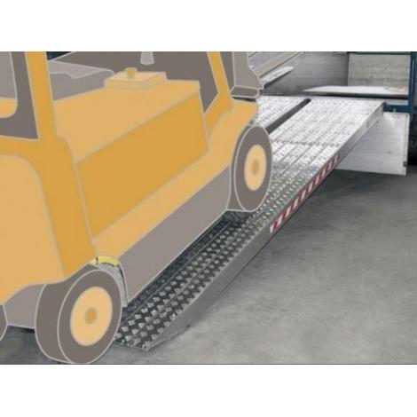 Rampes de chargement en aluminium - RM120S-AL